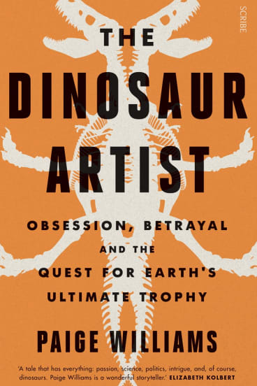 The Dinosaur Artist. By Paige Williams.