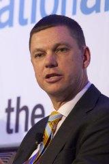 The Property Council's chief executive Ken Morrison.