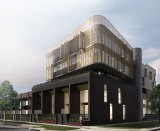 An artist's impression of the Crown at the Kingsborough development slated for Kingston.