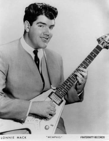 Lonnie Mack was a kind of Zen guitar master.