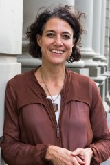 Dr Nadine Ezard is in charge of drug and alcohol services at St Vincents Hospital.