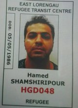 Hamed Shamshiripour died on Manus Island.