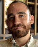 Researcher James Lesh.