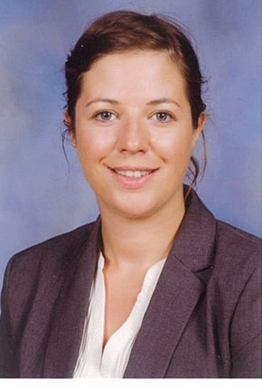 Claire Suckling, a teacher from the UK who is now based in Melbourne.