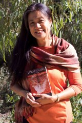 Author Merlinda Bobis, winner of the 2016 Christina Stead Prize for Fiction.