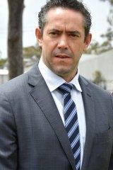 Former AFL football operations boss Simon Lethlean.