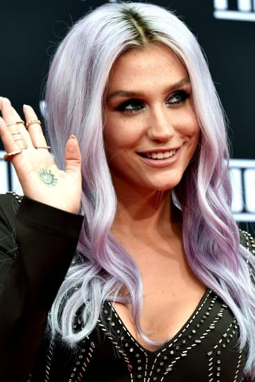 Lawsuit ... singer Kesha.