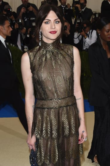 Frances Bean Cobain is another favourite of Marc Jacobs.