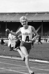 1965: After a 1967 chromosomal test, Ewa Klobukowska's three world records were annulled. She gave birth a year later.
