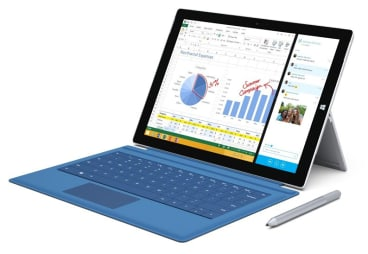 Microsoft's Surface Pro 3.