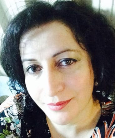 Domestic abuse victim Salwa Haydar was allegedly stabbed to death by her husband inside her Bexley home.
