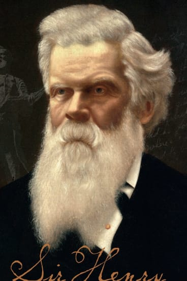 Sir Henry Parkes went bankrupt three times, but he also helped forge the Australian nation.