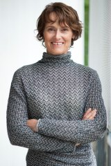 New ACT Government architect, Catherine Townsend.