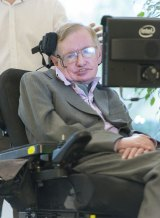 Professor Stephen Hawking has a degenerative neurological disease known as ALS.