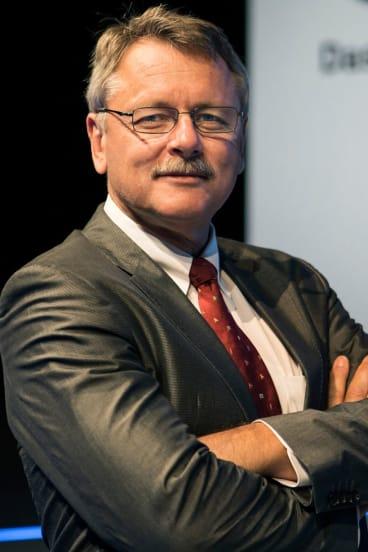 Volkswagen Group Australia managing director Michael Bartsch