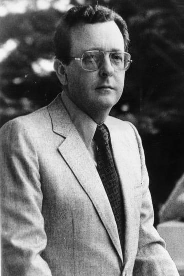 James Fairfax pictured in 1987.