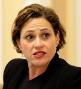 Deputy Jackie Trad: Spread too thin.