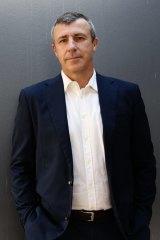 Richard Finlayson, ABC director of television.