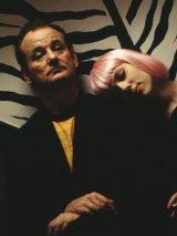 Bill Murray and Scarlett Johansson in <I>Lost in Translation</I>.