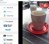 iPad back-up apps: PhotoSync v FileExplorer