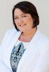 Natasha Hawker: has made more than 50 people redundant.