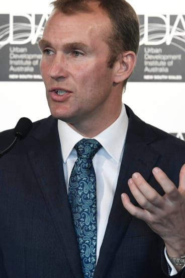 Rob Stokes said Sydney needed more housing types than suburban blocks or apartment towers.