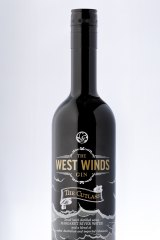 West Winds Gin.