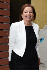 Recently embroiled in an expenses scandal: Sussan Ley.