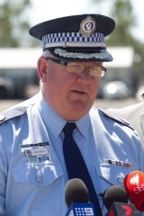 Assistant Commissioner John Hartley says right-lane hogging is one of the most complained-about offences.