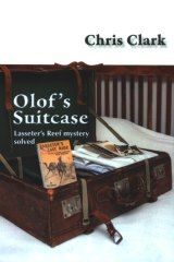 Cover of <i>Olof's Suitcase: Lasseter's Reef Mystery Solved</i>.
