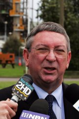 Peter Primrose says a Foley Labor government would freeze all proposals for further privatisation of public services.