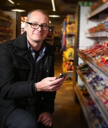 University of Wollongong psychologist Associate Professor Stuart Johnstone is the brains behind the brain training app.