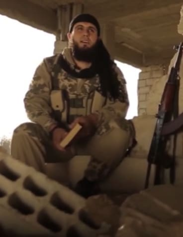 Abu Adam al-Australi directs attacks to be carried out in Australia.