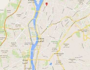 Shubra al-Kheima, a district of Cairo.