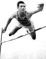 Ridgway represented Australia at the 1956 Olympics.