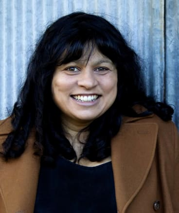 Author Sulari Gentill won this year's Ned Kelly award for Crossing the Lines.