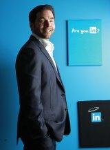 LinkedIn CEO Jeff Weiner.