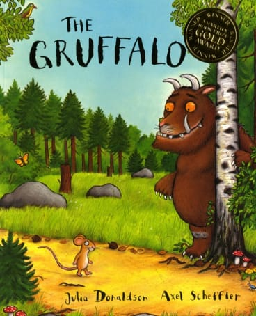 All the animals in <i>The Gruffalo</i> are referred to by the male pronoun.