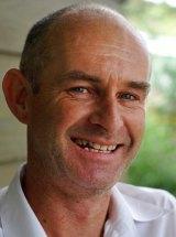 Murdered: Environmental compliance officer Glen Turner.