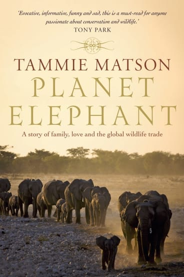 Planet Elephant by Tammie Matson.