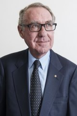 David Gonski, Art Gallery of NSW chairman, declined to talk to the <i>Herald</i> about the project this week.