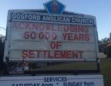A message for Tony Abbott.