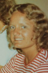 Jennifer in 1973 at age 20, during the 'grooming period'.