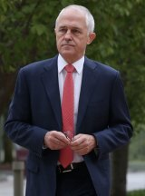 Prime Minister Malcolm Turnbull faces questions over his Snowy Hydro expansion.