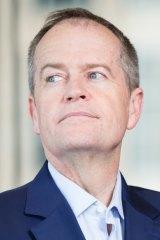 Labor leader Bill Shorten must be the luckiest man in politics.