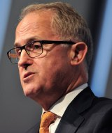 """""""There are content impacts of making efficiency decisions"""": Communications Minister Malcolm Turnbull."""