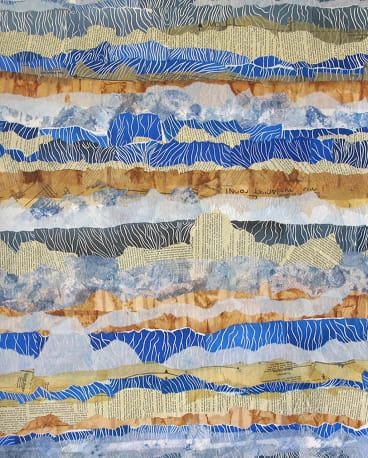 Christine Scott, Lucid Line in Land and Sea: states of mind at Form Studio and Gallery.