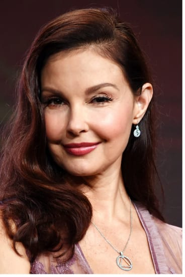 Ashley Judd praised James Franco for being accountable for his actions.