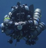 US Virgin Islands-based Dr Guy Garman had prepared for the dive for two years.