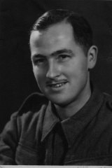 Ralph Churches helped more than 100 people escape from a Nazi camp.